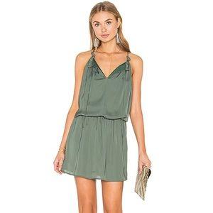 NWT! BB Dakota Kelving Dress in Army Green